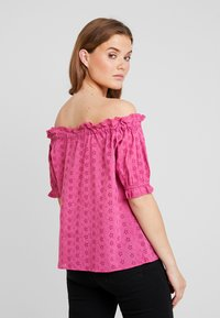 Nly by Nelly - OFF SHOULDER - Blouse - pink - 2