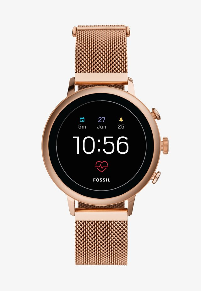 VENTURE - Smartwatch - rose gold-coloured