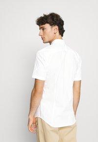 G-Star - DRESSED SUPER SLIM - Skjorta - white - 2