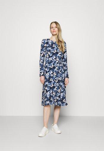 DRESS - Day dress - dark blue