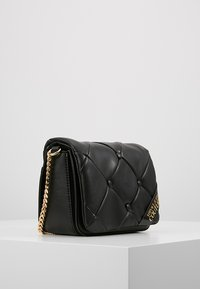 Versace Jeans Couture - COUCH SHOULDERBAG - Kabelka - nero - 3