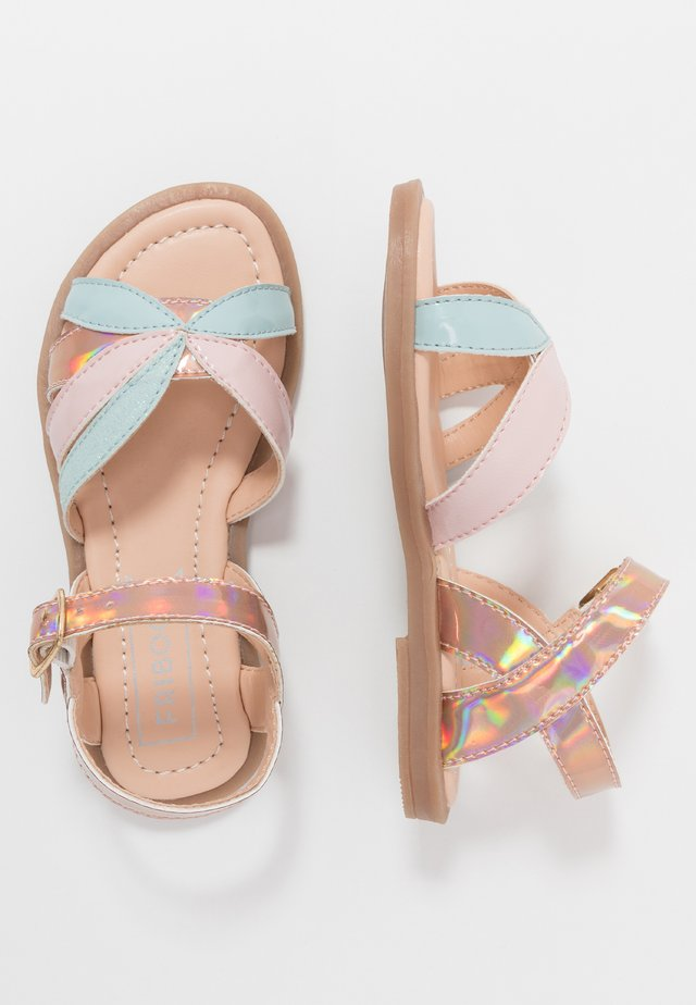 Sandalen - multicoloured