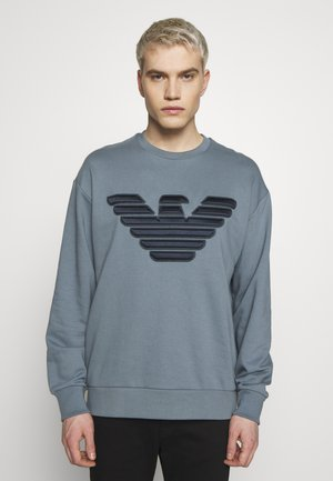 FELPA - Sweater - azzurro fumo