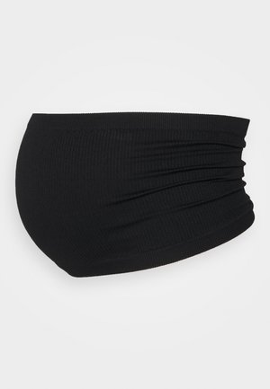 MATERNITY BELLY BAND - Top - black