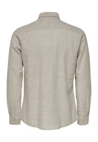 Only & Sons - ONSCAIDEN SOLID - Skjorta - beige - 1