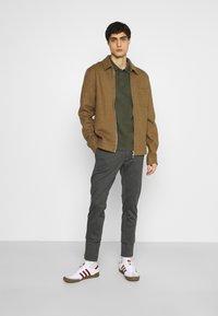 s.Oliver - Polo shirt - khaki/oliv - 5