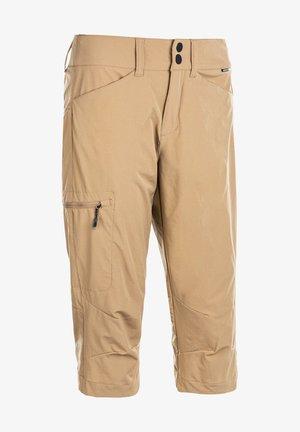 3/4 sports trousers - tiger's eye