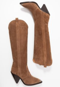 Toral - High heeled boots - basket oscuro - 3