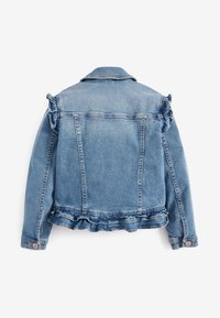 Next - FRILL - Denim jacket - blue denim - 1
