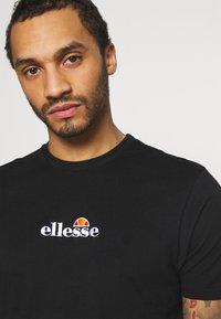 Ellesse - MAVOZ - T-shirt imprimé - black - 3