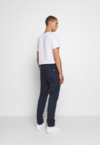 Tommy Jeans - TRACK PANT - Trousers - twilight navy - 2