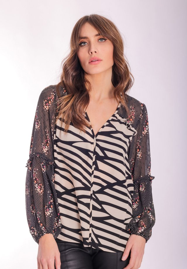 CONFUSION - Long sleeved top - black