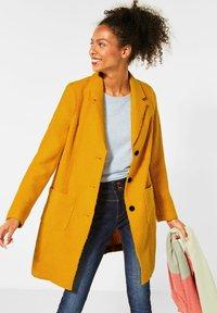 Street One - Classic coat - orange - 0