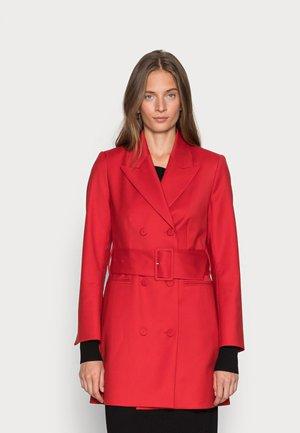 AVENA GRAIN - Short coat - garnet red