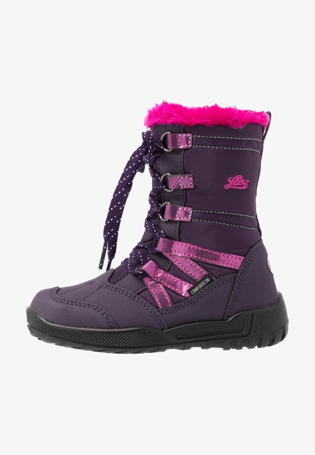 MILLIE - Botas para la nieve - lila/pink