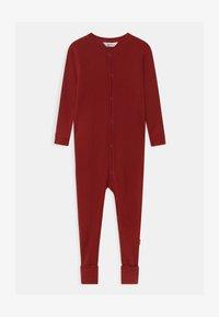Joha - FOOT BASIC UNISEX - Pyjama - red - 0