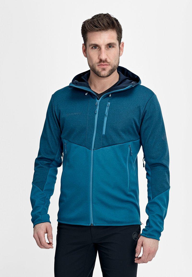 Mammut - Sports jacket - sapphire-sapphire melange