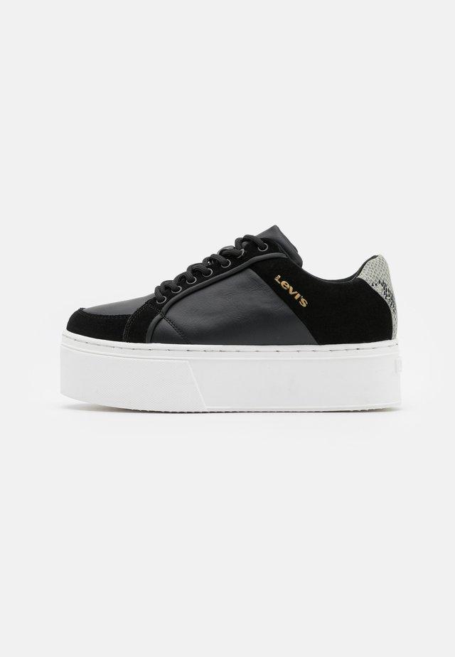 MARY - Sneakers basse - regular black