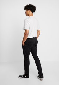 Only & Sons - ONSTARP WASHED - Chinos - black - 2