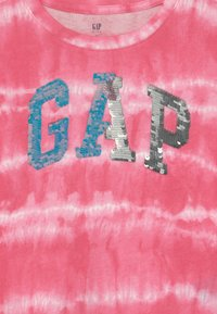 GAP - GIRL LOGO - T-shirts print - pink - 2