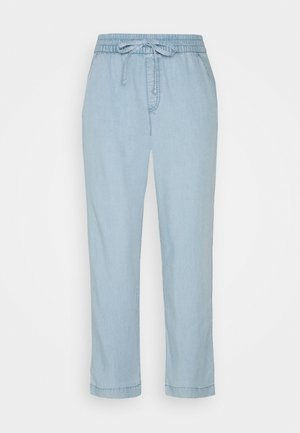 EASY PANT - Trousers - light indigo