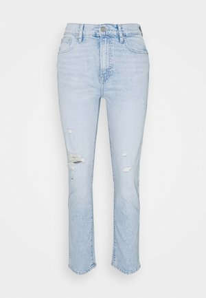 CIGARETTE CHRISTY  - Jeansy Relaxed Fit - light wash
