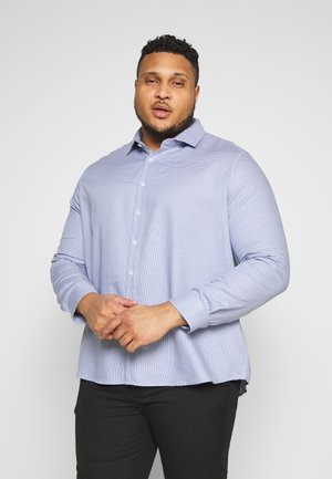 BIG COLOUR DOBBY - Zakelijk overhemd - blue