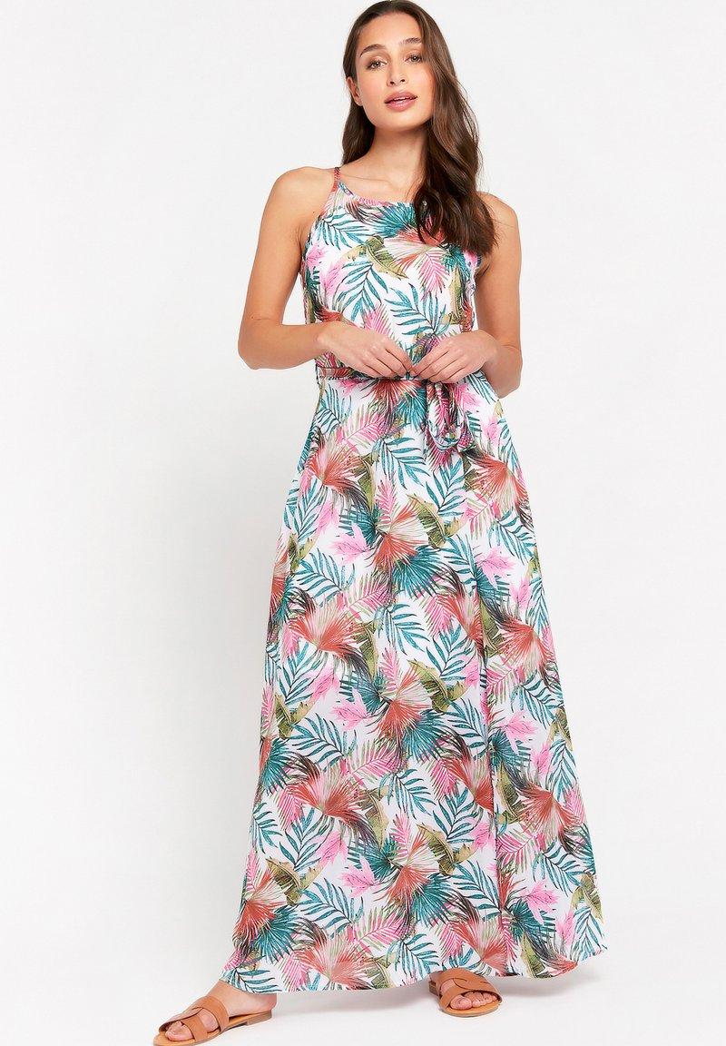 LolaLiza - Maxi dress - white
