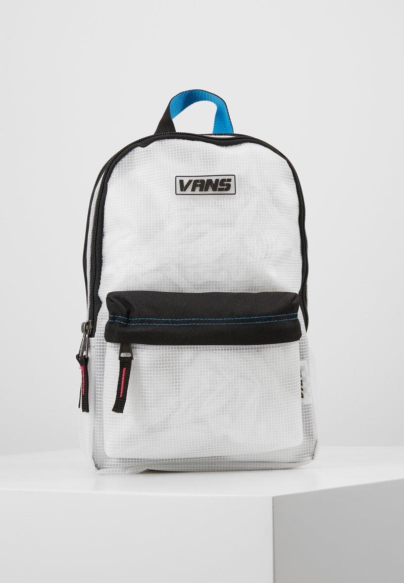 Vans - THREAD IT BACKPACK - Plecak - clear