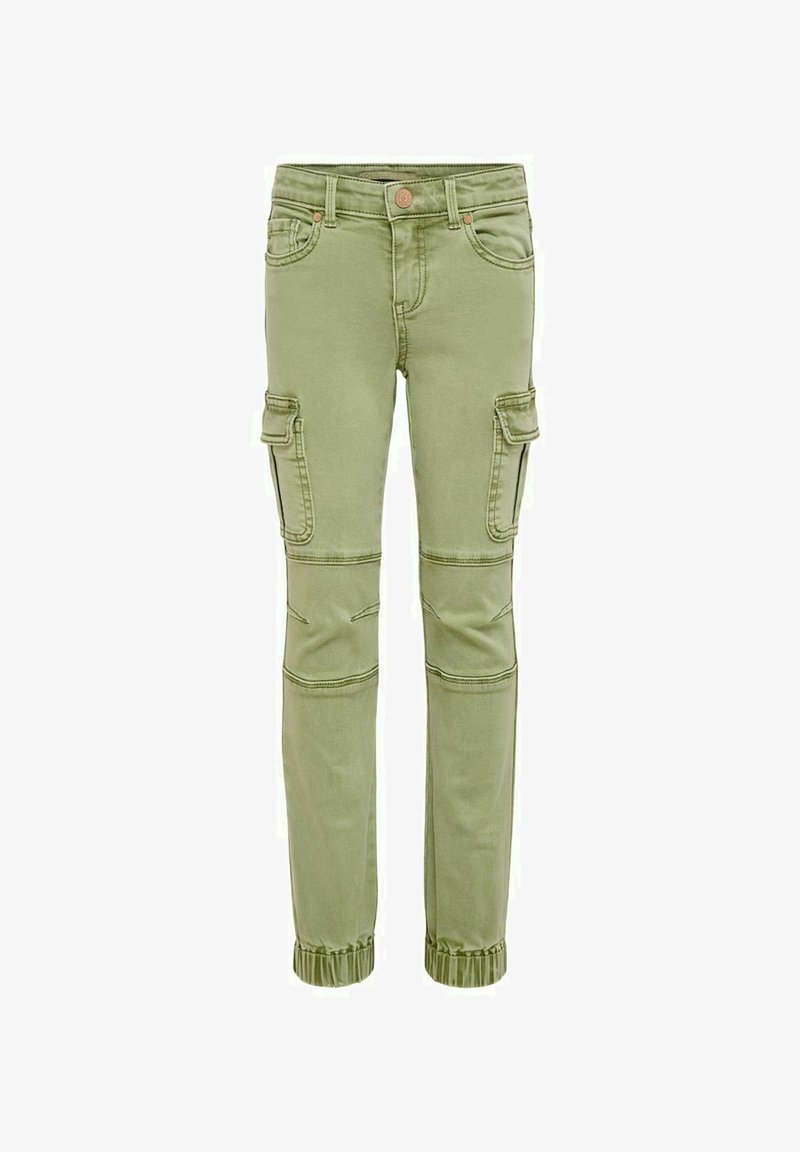 Kids ONLY - Jeans Tapered Fit - oil green
