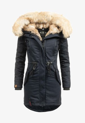 BOMBII - Winter coat - blue