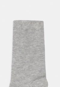 Name it - NKMFAX 8 PACK - Socks - light grey melange - 2