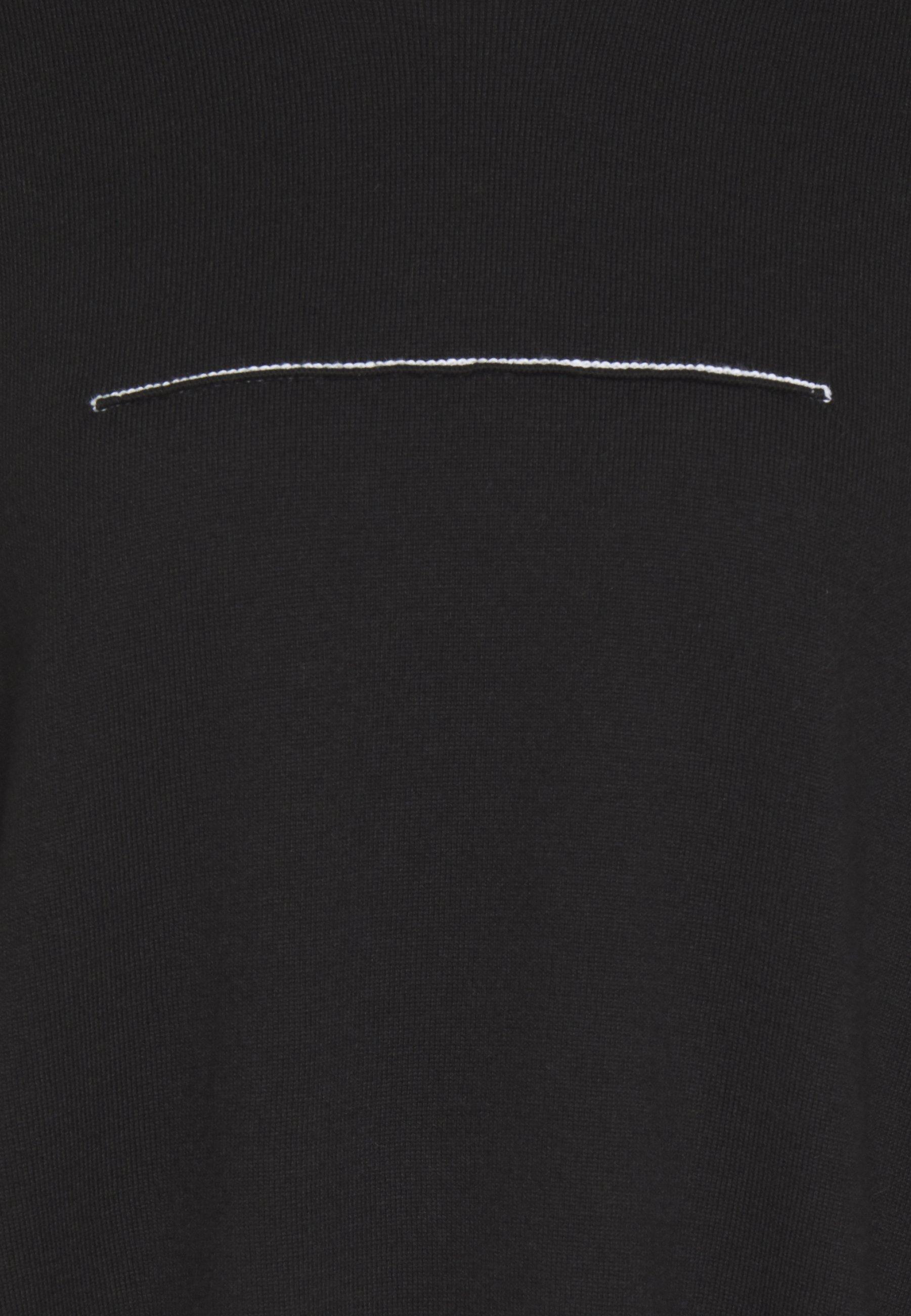 MM6 Maison Margiela Pullover - black - Pulls & Gilets Femme YejeU