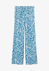 Mango - MERY - Trousers - light blue - 5