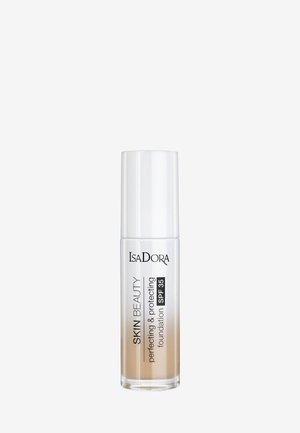 SKIN BEAUTY PERFECTING & PROTECTING FOUNDATION SPF 35 - Foundation - sand