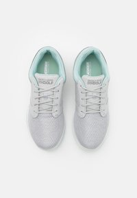 Skechers Performance - ELITE 3 - Golf shoes - gray/mint - 3