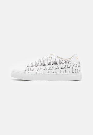 BASSO - Tenisky - white