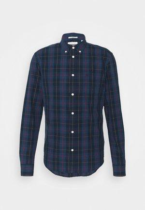 Camisa - dark blue teal