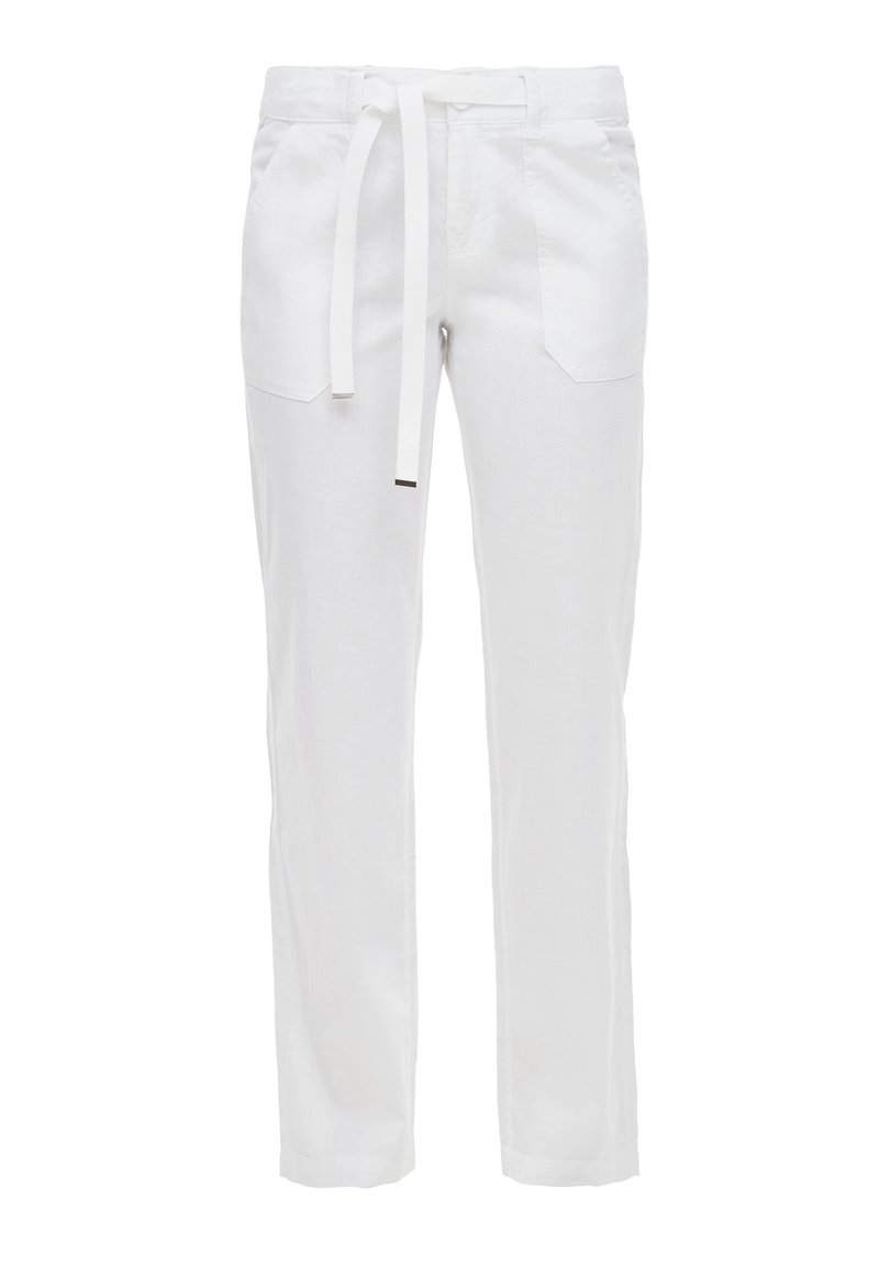 Q/S designed by - Trousers - white