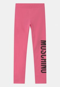 MOSCHINO - Leggings - Trousers - camellia rose - 0