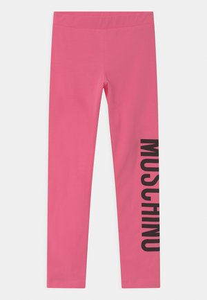 Leggings - Trousers - camellia rose