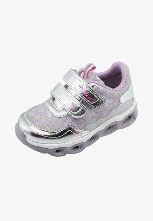 CON LUCES CHICCO - Zapatos de bebé - silver-colored