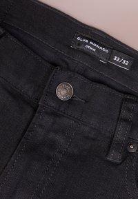 Club Monaco - Jeans slim fit - black - 4