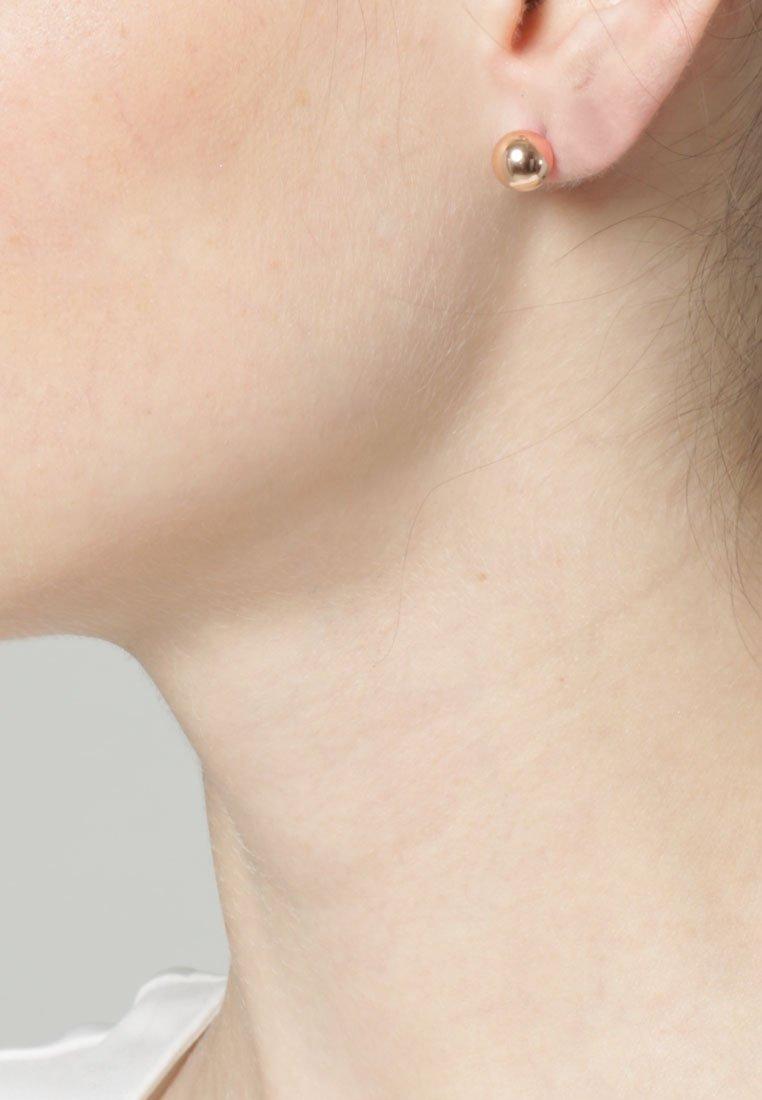 Fossil - CLASSICS - Earrings - rosegold-coloured