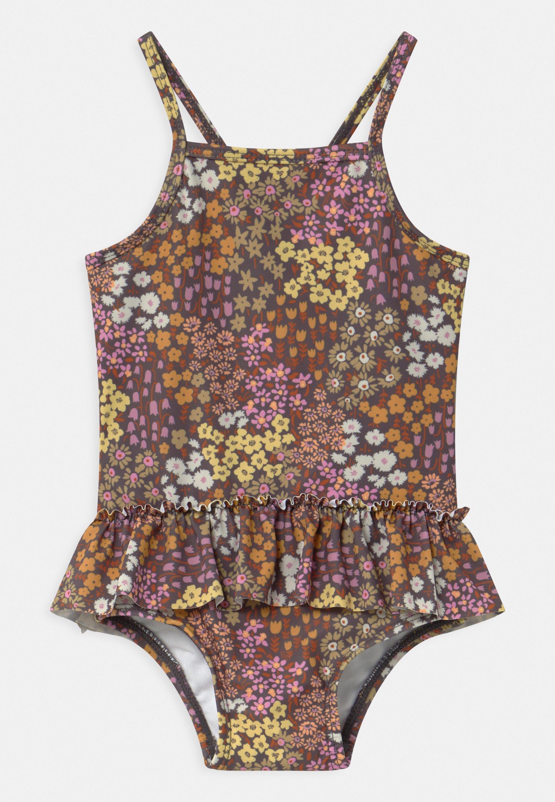 Kids LUCINDA RUFFLE  - Swimsuit
