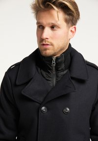 Petrol Industries - Short coat - black navy - 3