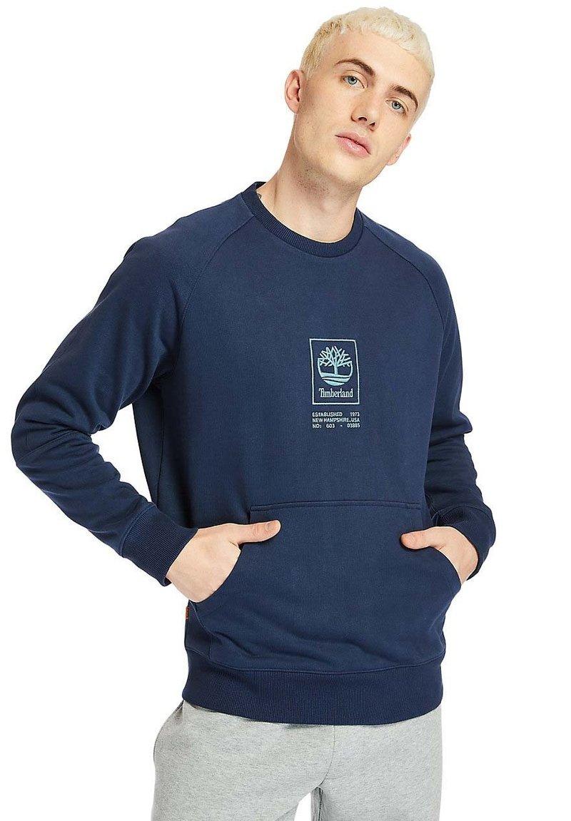 Timberland - Sweatshirt - peacoat
