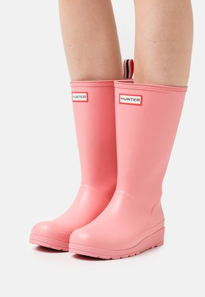 PLAY BOOT TALL VEGAN - Wellies - Kalosze - hummingbird
