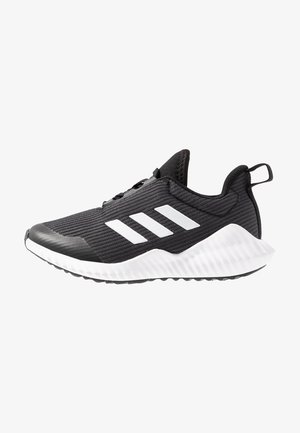 FORTARUN - Neutral running shoes - grey six/footwear white/core black