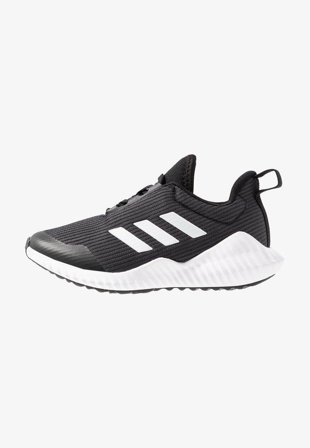 FORTARUN - Neutral running shoes - grey six/footwear white/core black